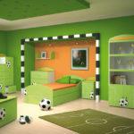 Как сделать комнату для сына