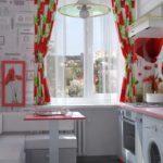 Интерьер маленькой кухни, важные нюансы