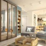 Дизайн маленькой квартиры – на что обратить внимание?