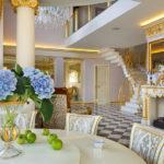 Дизайн элитной квартиры: правила оформления, сочетания