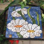 Что делать с остатками керамической плитки: необычные решения