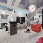 Квартира для молодой семьи – планируем интерьер заранее