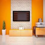 Встраиваем телевизор в стену