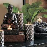 Уголок для медитации можно организовать и в квартире