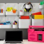 Креативные настенные органайзеры – базовые идеи