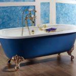 Какую ванную нельзя покупать крупным людям