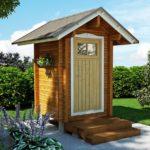 Как устранить неприятный запах в туалете на даче?