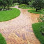 Брусчатка для ландшафтного дизайна загородного дома