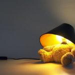 Топ 5 креативных прикроватных ламп в спальню