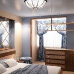 Как лучше объединить комнату с балконом