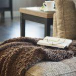 Шерстяной интерьер: признак тепла и уюта