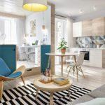 Чего не должно быть в дизайне маленькой квартиры?