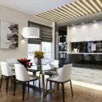 Как сделать освещение кухни красивым и комфортным?