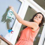Как можно вымыть окна снаружи