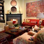 Как украсить интерьер элементами индийского стиля