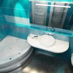 Как не стоит совмещать ванную с туалетом