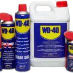 Необычное использование WD-40
