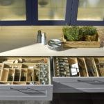Маленькие хитрости в организации пространства на кухне