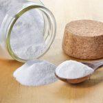 Удаление ржавчины с помощью пищевой соды