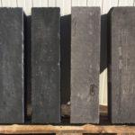 Чёрный бетон с фактурой дерева – что это?