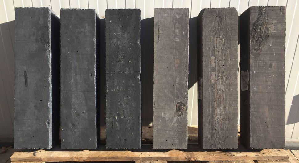 бархатный бетон