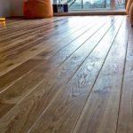 Правильный уход за деревянным полом