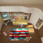 Какая мебель не выгодна в плане экономии пространства