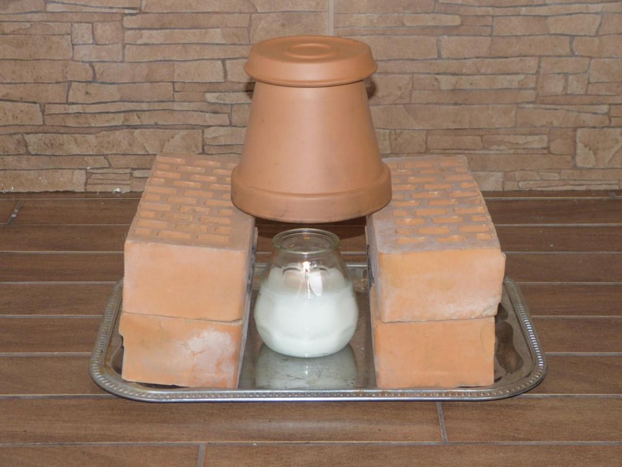 Свеча обогреватель своими руками фото 597