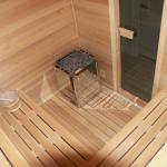 Как не стоит делать пол в бане