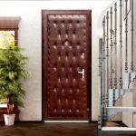 Обивка входной двери: что о ней нужно знать?