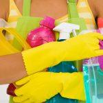 Как избавиться от белого налета на плитке в ванной
