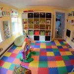Креативные идеи детской игровой в квартире