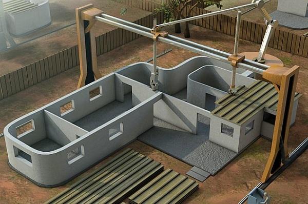 Особенности 3D печати строительных макетов
