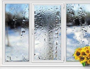 Как исправить запотевание пластиковых окон