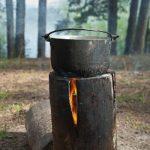 3 простых способа изготовить финскую свечу