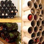 Креативные идеи использования пластиковых труб