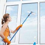 Приспособления для мытья окон снаружи