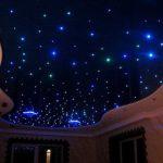 Как сделать звездное небо в детской комнате