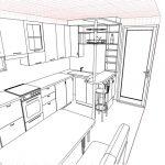 Оптимальная высота мебели в квартире