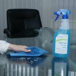 Как избавиться от царапин на стеклянном столе