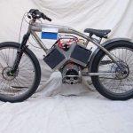 Самодельный мото-велосипед