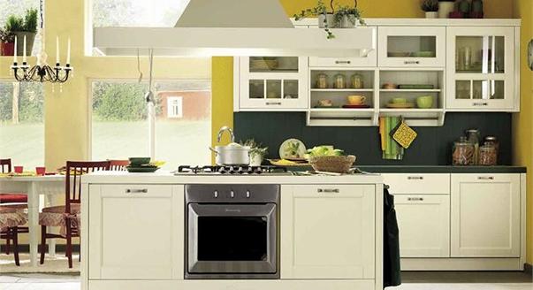 Идеальный кухонный гарнитур для вашего дома