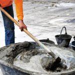 Частые ошибки замешивания бетона совершаемые новичками