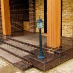 Как дешевого из бетона сделать мраморный пол