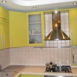 Как замаскировать красиво газовую трубу на кухне