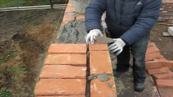 добавить золу в цементный раствор