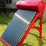 Почему людям понравился солнечный водонагреватель