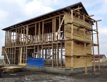 Подготовка земельного участка под строительство каркасного дома