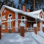 Самые грубые ошибки, которые допускают, оставляя дом на зиму без отопления