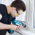 Как не надо монтировать пластиковые окна